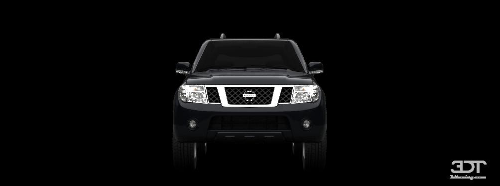 Nissan Pathfinder'10