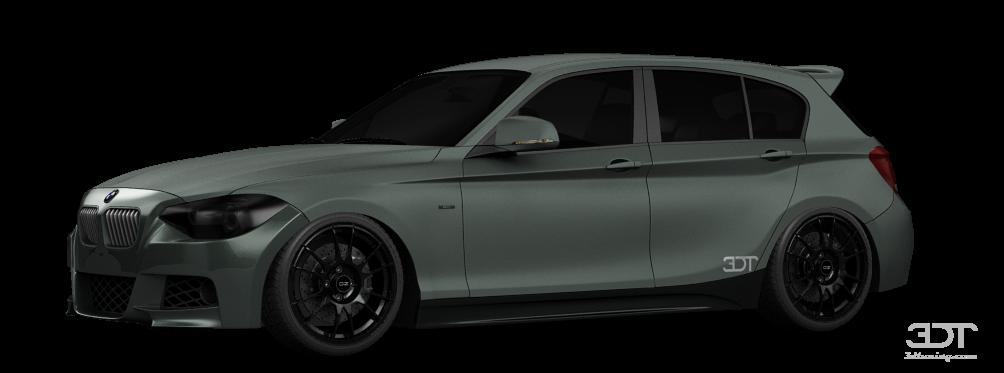 BMW 1 series'11