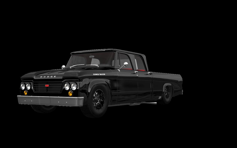 Dodge Power Wagon'64