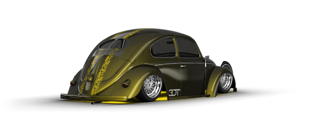 Volkswagen Beetle'50