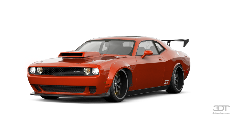 Dodge Challenger 2 Door Coupe 2009 tuning