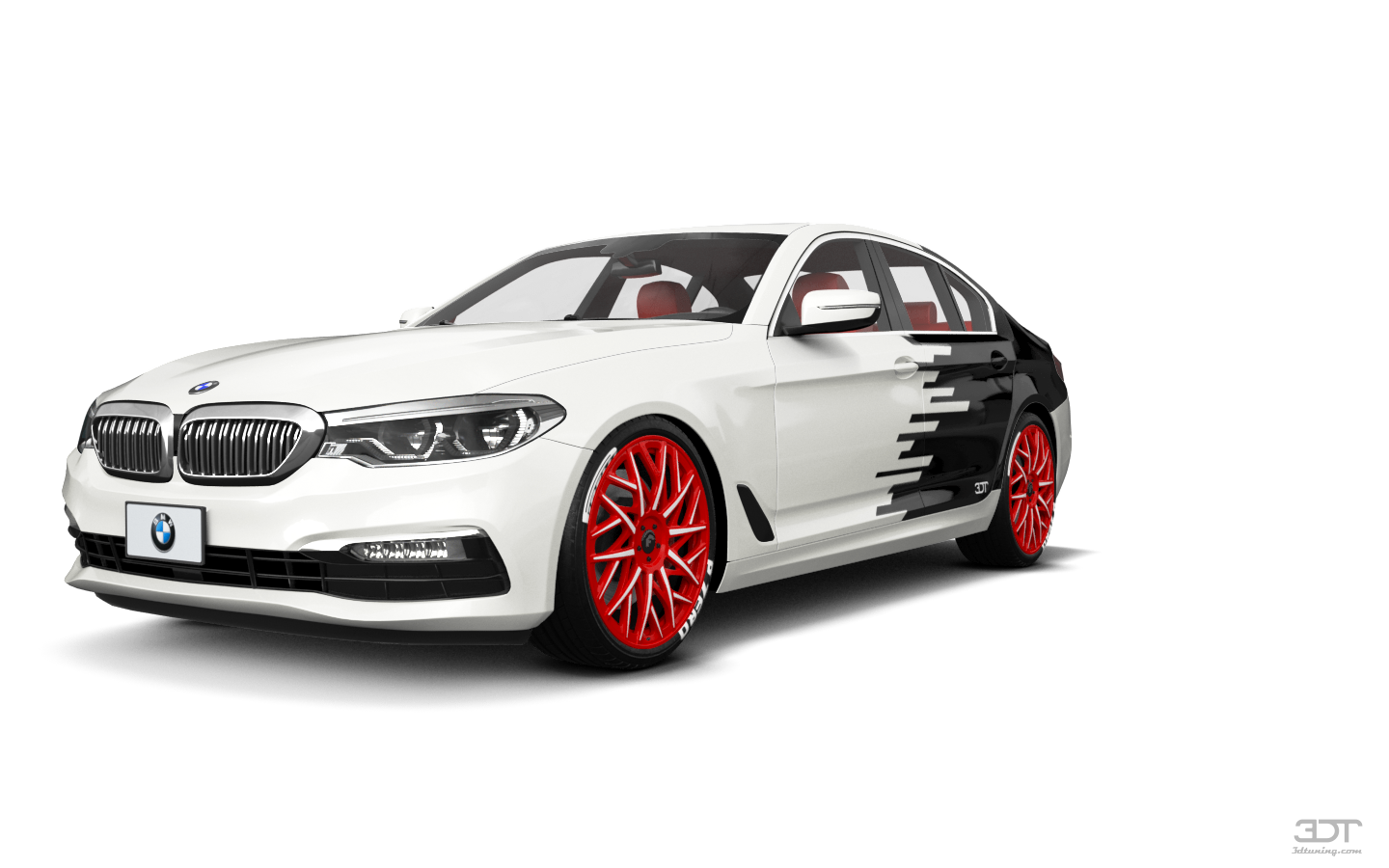 BMW 5 Series 4 Door Saloon 2017 tuning