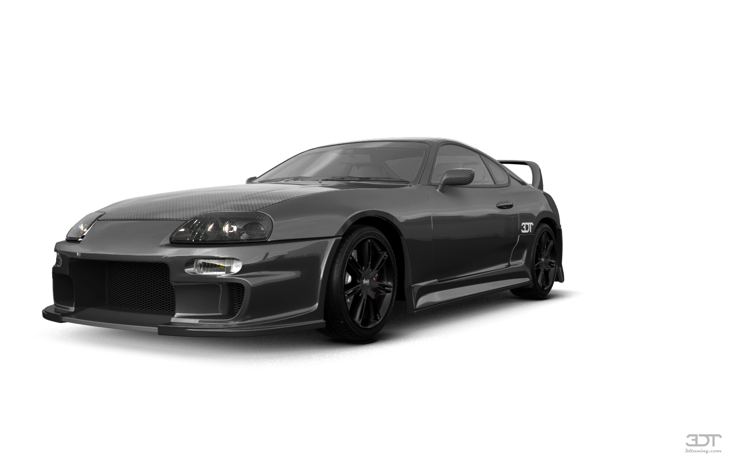 Toyota Supra 2 Door Coupe 2000 tuning