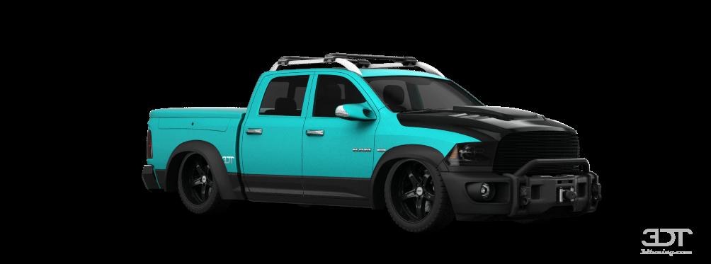 My Perfect Dodge Ram 2500 Crew Cab
