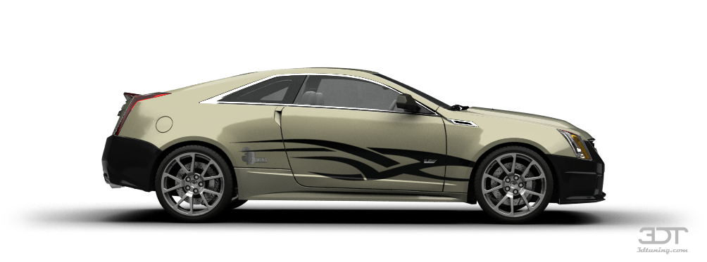 Tuning Cadillac Cts V Coupe 2011 Online Accessories And