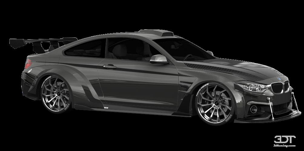 BMW 4 series'15