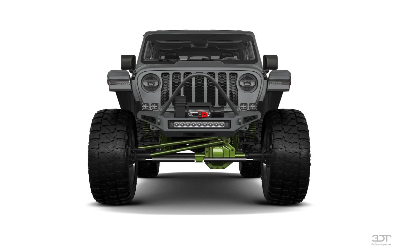 Jeep Gladiator Pickup Truck 2020