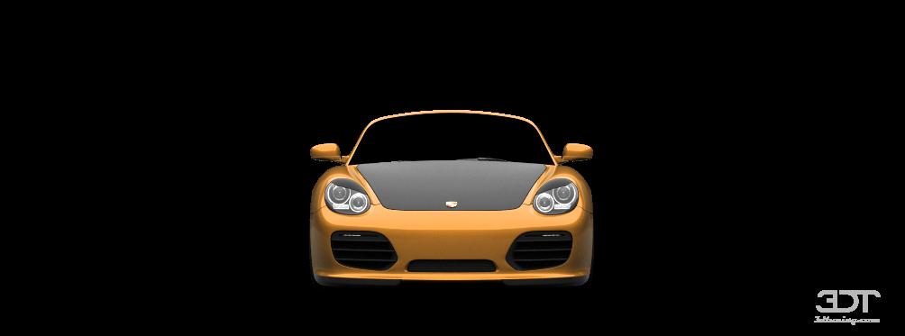 Porsche Boxter Spyder'11