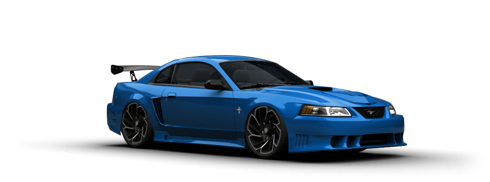 Mustang Saleen S281 Coupe 2000 tuning