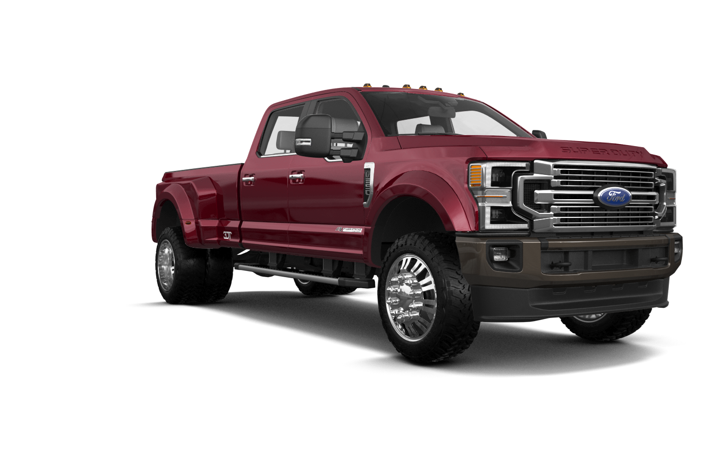 Ford F-350 DRW'21