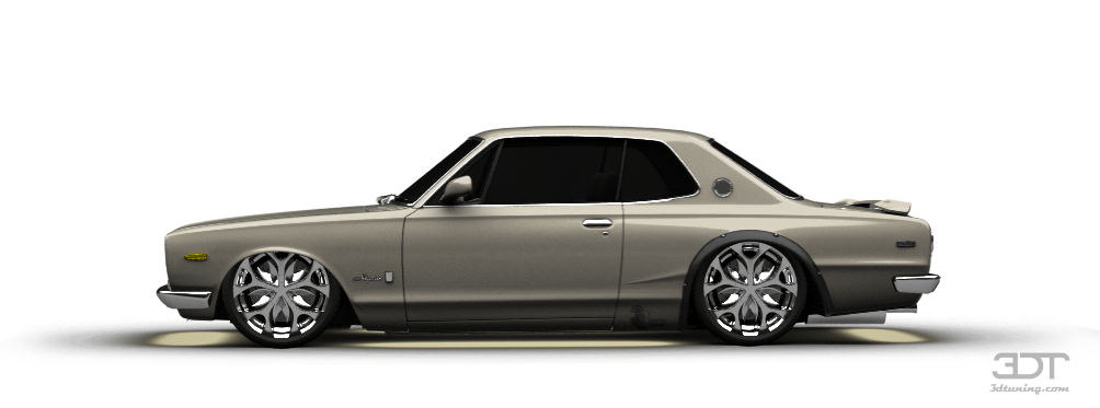 Nissan Skyline GT-R Coupe 1969 tuning