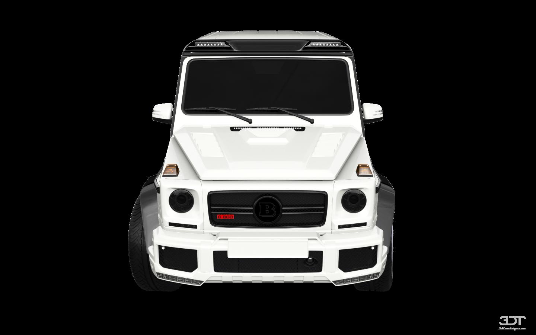 Mercedes G-Class 5 Door SUV 2013 tuning
