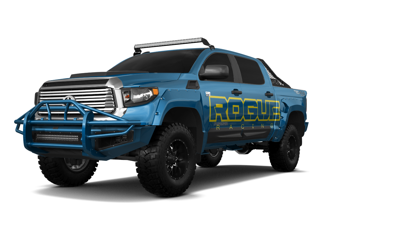 Toyota Tundra 4 Door pickup truck 2018 tuning