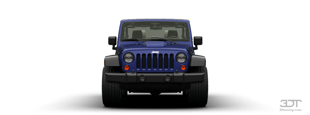 Jeep Wrangler Rubicon'12