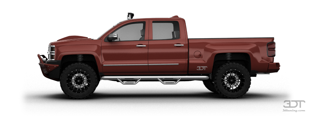 Chevrolet Silverado 1500 Crew Cab Std. Truck 2015 tuning