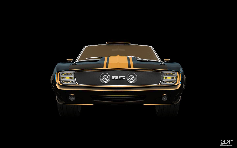 Chevrolet Camaro SS'69