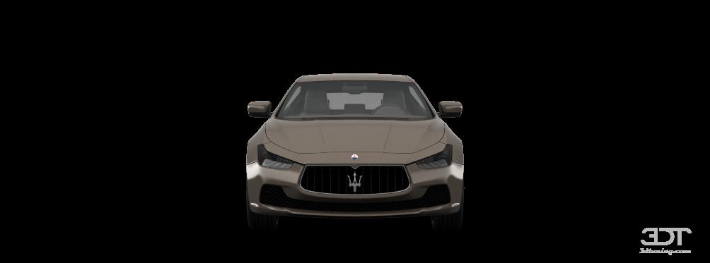 Maserati Ghibli'14