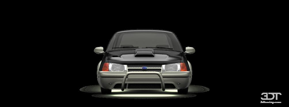 IZH 2126 Oda 5 Door Hatchback 1992
