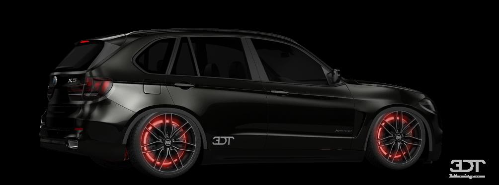 BMW X5 Crossover 2014 tuning
