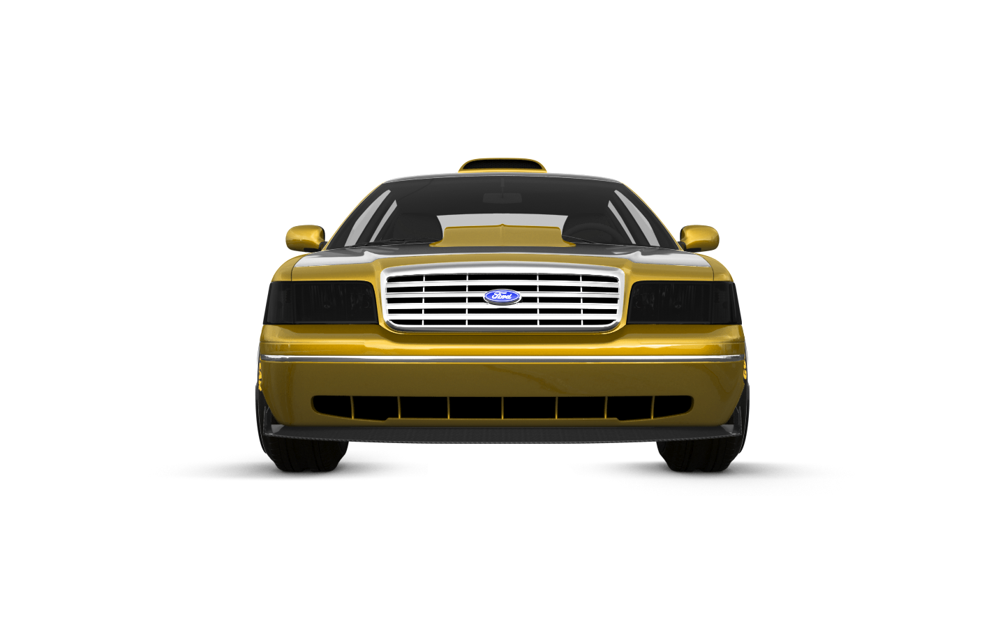 Ford Crown Victoria'07