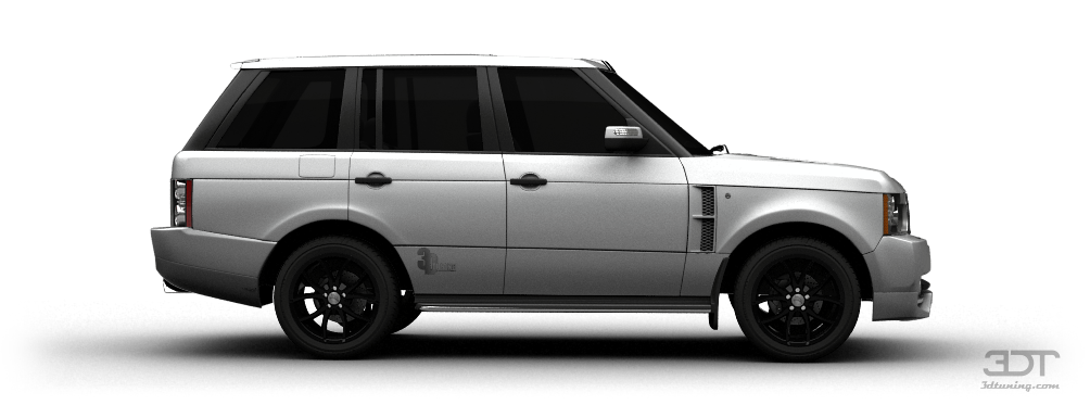 Range Rover Vogue'02