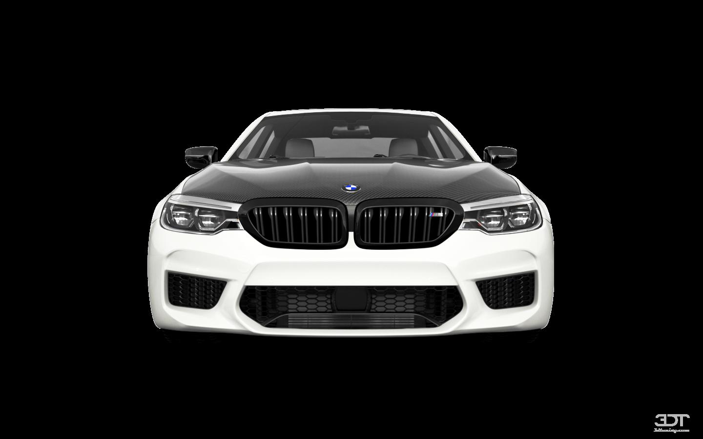 BMW 5 Series 4 Door Saloon 2017