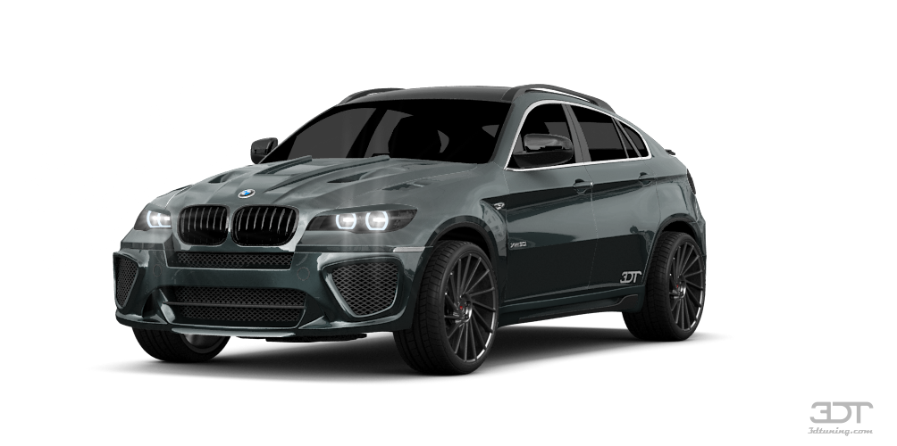 3dtuning Of Bmw X6 Crossover 2013 3dtuning Com Unique On