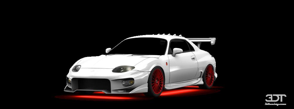 My Perfect Mitsubishi Fto Gp Version R 3dtuning