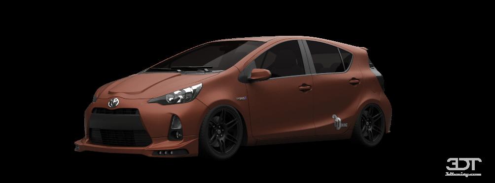 Toyota Prius C'12