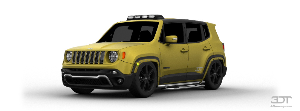 Jeep Renegade Tuning Parts >> My perfect Jeep Renegade.