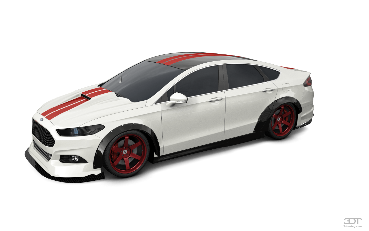 Ford Mondeo 4 Door Saloon 2015 tuning