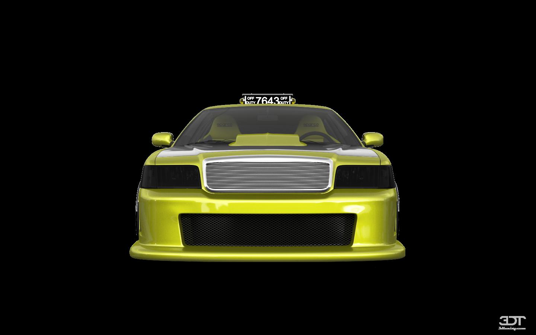 Ford Crown Victoria Sedan 2007