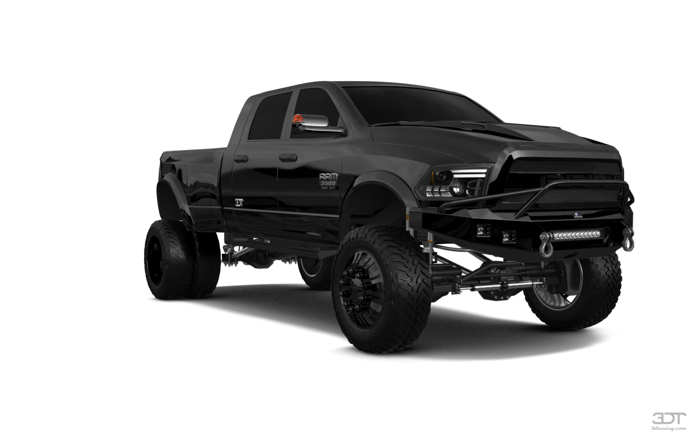 Dodge Ram 3500 4 Door Truck 2014 tuning