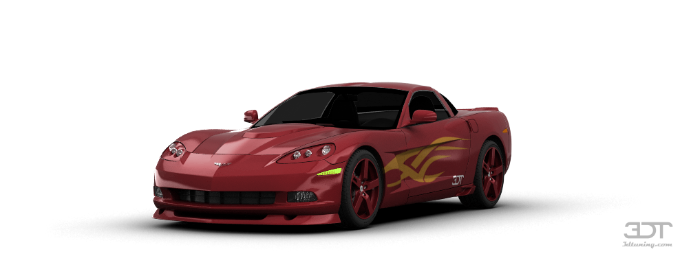 Chevrolet Corvette Coupe 2012 tuning