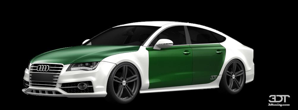Audi A7 Liftback 2011 tuning