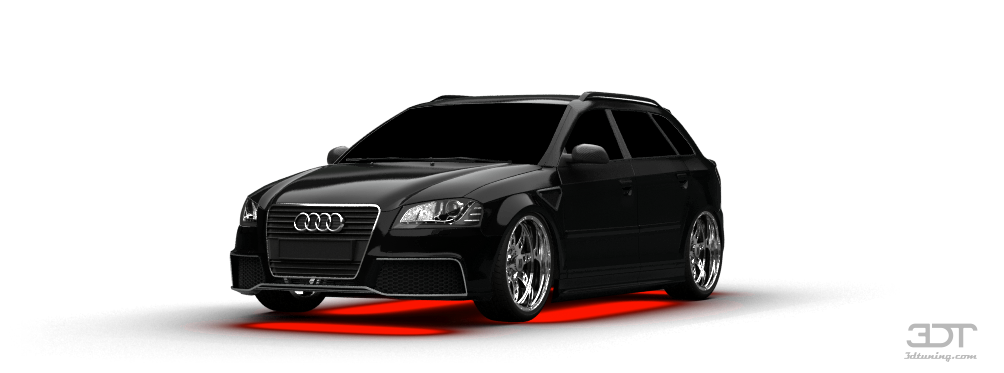 audi a3 5 door hatchback 2011 tuning. Black Bedroom Furniture Sets. Home Design Ideas