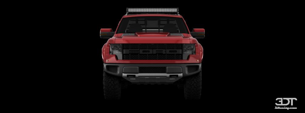 Ford F-150 SVT Raptor SuperCab'13