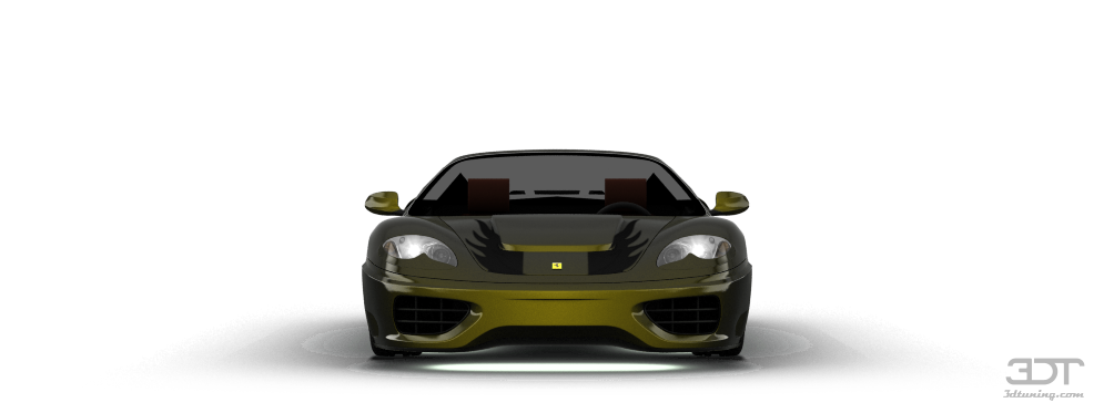 Ferrari 360 Modena Spider'99
