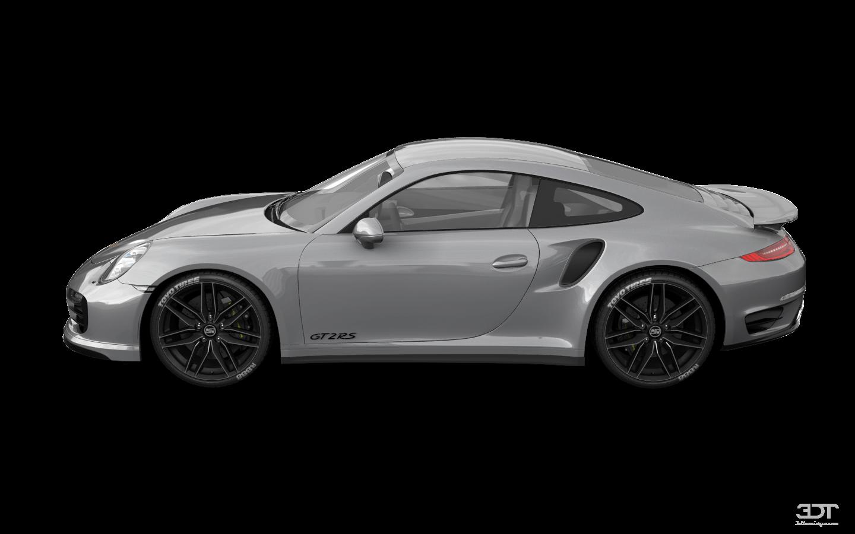 Porsche 911 Turbo S 2 Door Coupe 2014 tuning