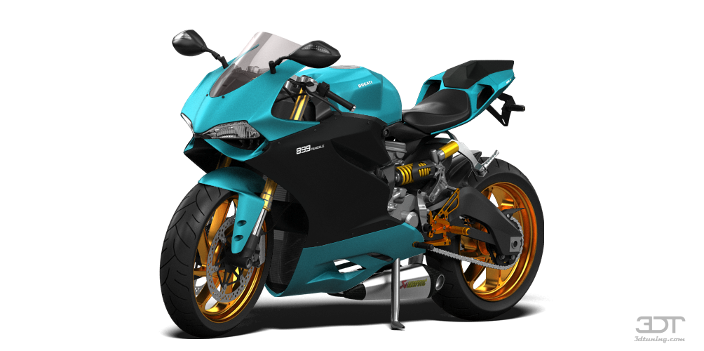 Ducati 899 Panigale'15 by 2TUNED4U
