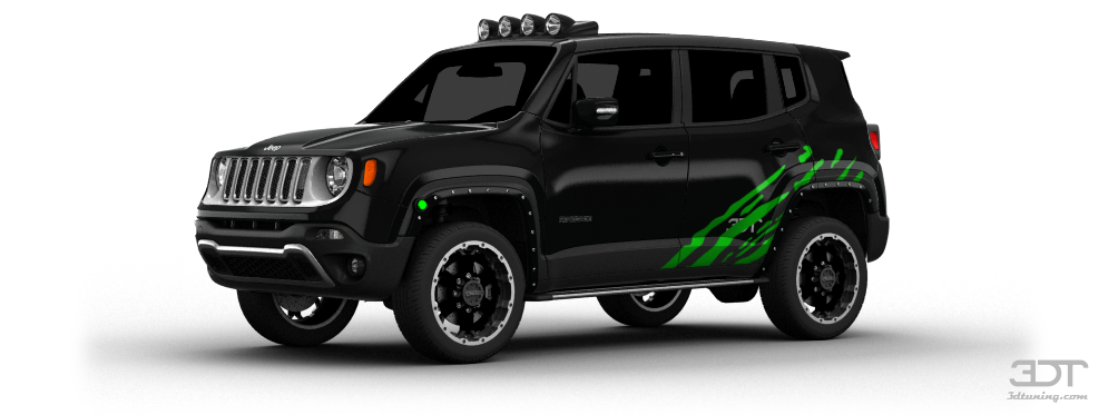 Jeep Renegade Models >> 3DTuning of Jeep Renegade SUV 2015 3DTuning.com - unique on-line car configurator for more than ...