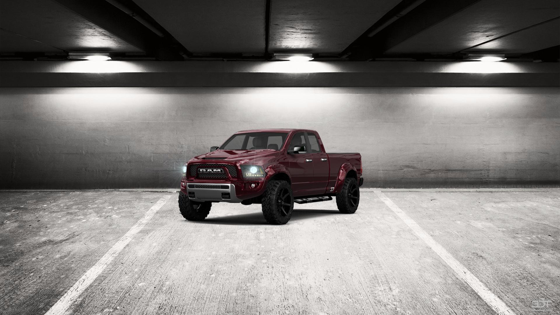 My Perfect Dodge Ram 1500 Quad Cab
