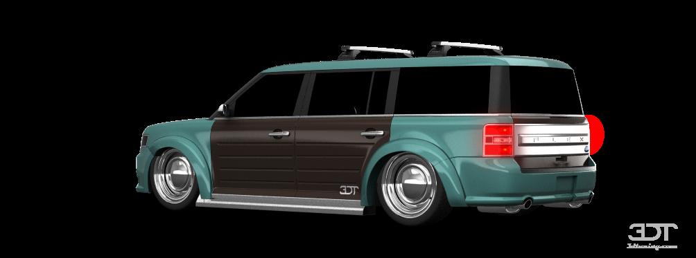 custom ford flex paint - photo #9