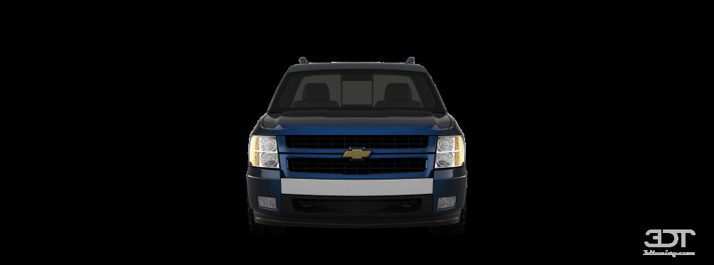 Chevrolet Silverado Crew Cab Truck 2007