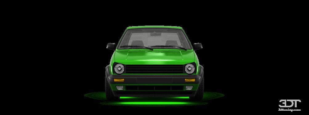 Volkswagen Golf 2 Gti'90
