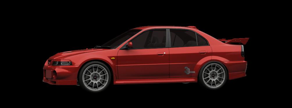Mitsubishi Lancer Evo VI Sedan 1999 tuning