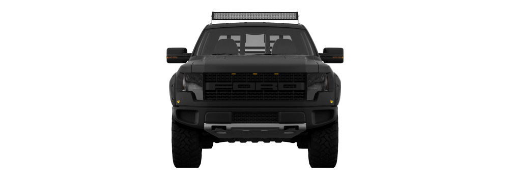 Ford F-150 SVT Raptor SuperCrew'13