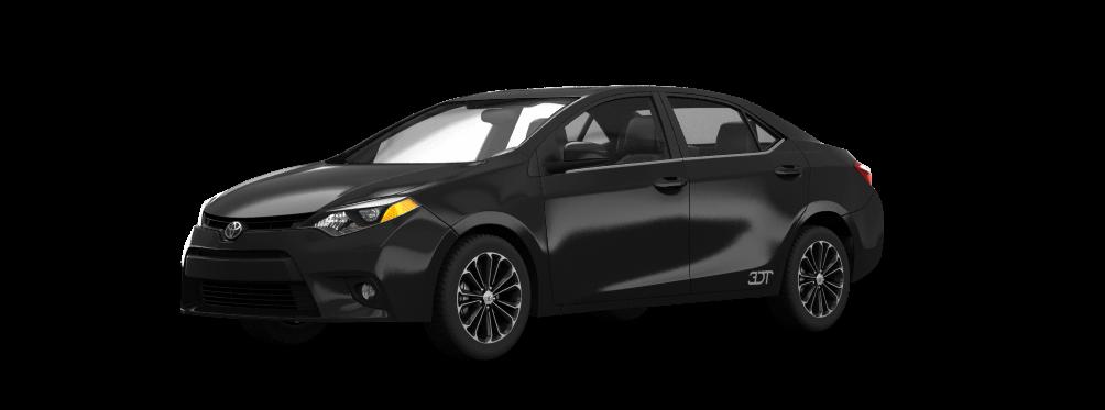 Toyota Corolla'13
