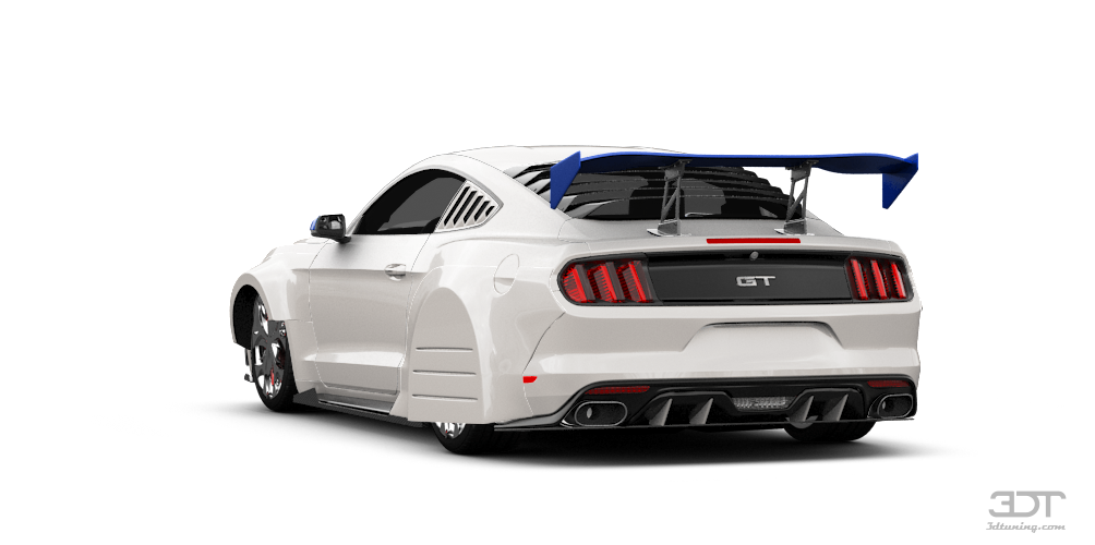 Mustang GT 2 Door Coupe 2015 tuning