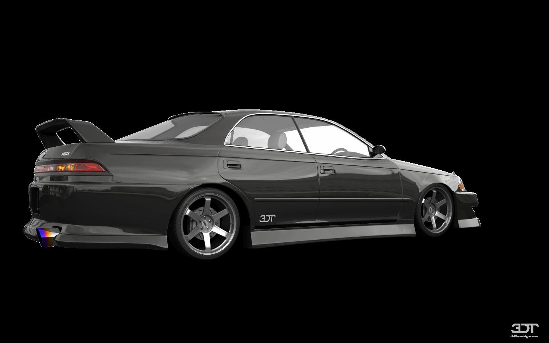 Toyota Mark II X90 Sedan 1996 tuning